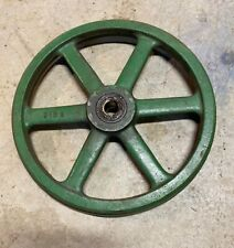 Vintage Horizontal Band Saw 12 Idle Idler Pulley Armstrong Blum Marvel Famco