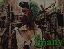 IMANY - A4 Poster (ca. 21 x 28 cm) - Clippings Fan Sammlung NEU