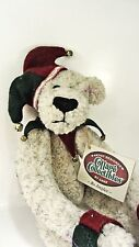 "BO JINGLES Cottage Collectibles - Bear Ganz - approx 12"" Long Catharine Tredger"