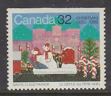 CANADA NO 1070, CHRISTMAS 1985: SANTA CLAUS PARADE (TOP STAMP),  MINT NH