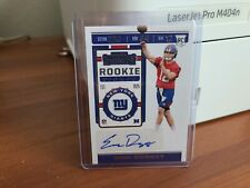 2019 Panini Contenders ERIC DUNGEY Rookie Ticket AUTO Card NY GIANTS