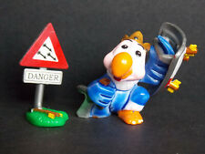 Jouet kinder Chevaliers Condors Messire Lacible France 2001 attention col jauni