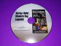 Harley Ridin Modern Day Legends-EasyRiders DVD Disc Only B455