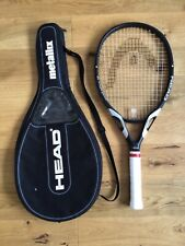 Head Metallix 10 Oversize Tennis Racket and Cover. Grip 3.  Fantastic Condition