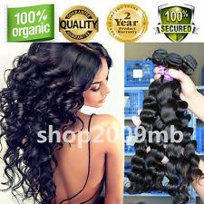 9A 4 Bundles Brazilian Loose Wave Virgin Hair Unprocessed Virgin Human Hair Weft