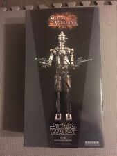 Sideshow Star Wars Exclusive Bounty Hunter IG-88 1/6 Scale Figure New In Box