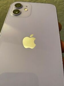 Apple iPhone 12 IC Locked*** - 128GB - Purple (PARTS ONLY)