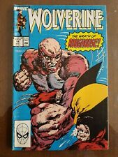 Wolverine (1988) #18 - Direct Edition