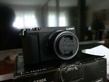 New, Panasonic LUMIX GX80 16.0MP Digital Camera - Black (Kit w/ 12-32mm Lens)