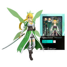 LEAFA figure ALO VERSION ALfheim ver SWORD ART ONLINE II 2 max factory FIGMA 314