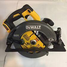 DeWalt Dcs575B 7 1/4 Flex Volt Circular Saw 60 volt New w Blade