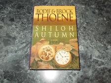 Shiloh Autumn by Brock Thoene and Bodie Thoene (1996, Hardcover)