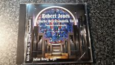 Robert Jones - Englische Orgelromantik Vol. 2 CD 2014 Julian Bewig