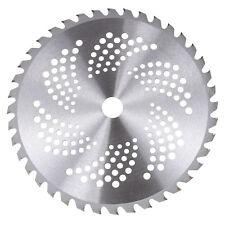 255*255*5 mm,40 Zähne Kreissägeblatt Meißelzahn für Motorsensen Freischneider