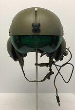 Original Vietnam-Era Gentex SPH-4 Helicopter Flight Helmet, Sz.XL 1971 Dated