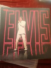 ELVIS PRESLEY - 'NBC-TV' Japan Gatefold LP & Integrated booklet insert. Ex