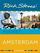 Rick Steves: Amsterdam by Gene Openshaw and Rick Steves (2014, Paperback)