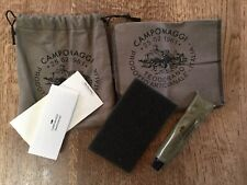 Campomaggi leather care conditioning conditioner polish kit creme cream NEW