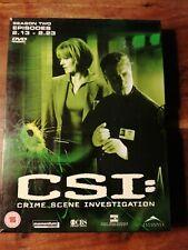 CSI: Crime Scene Investigation - Las Vegas - Season 2 Part 2 DVD