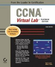 CCNA Virtual Lab, Platinum Edition (640-801)