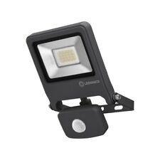 LEDVANCE Endura Flood Sensor LED 20W DG 4000K Neutralweiß Fluter IP65 dunkelgrau