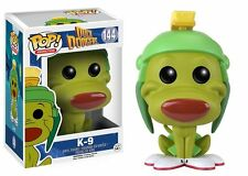 Duck Dodgers Pop Animation Vinyl Figure K-9 9 cm Funko Mini Figures