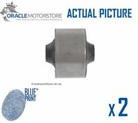 2 x NEW BLUE PRINT LOWER FRONT SUSPENSION ARM BUSH PAIR OE QUALITY ADG080160