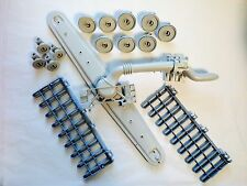 MAYTAG MDB8750AWB CUP RACKS, WHEELS, SPRAY ARM ASSEMBLY