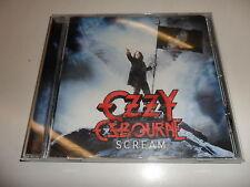 CD  Ozzy Osbourne - Scream