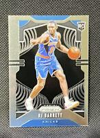 2019-20 Panini Prizm RJ Barrett Base Prizm RC #250 New York Knicks