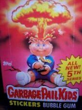 1986 Topps Garbage Pail Kids GPK Original Series 5 5th *PICK ONE* NON-MINT