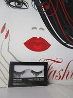 MAKE UP FOR EVER LASH SHOW CREATIVE IMPACT INSTANT DRAMA FALSE LASHES C804 BOXED