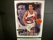 Rare Steve Nash Skybox NBA Hoops 1998 Card #51 Traded To The Dallas Mavericks