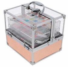 Schminkkoffer 62 tlg. Set Koffer Luminous Make up Rouge Lidschatten