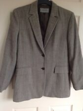 VINTAGE, JAEGER, LADIES JACKET, VIRGIN WOOL BLEND, M/L