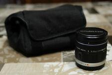 Olympus Zuiko 9-18mm 1:4-5.6 ED MSC para m4/3, como nuevo, en garantía