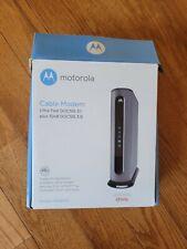 Motorola MB8600 DOCSIS 3.1 Cable Modem - Open Box