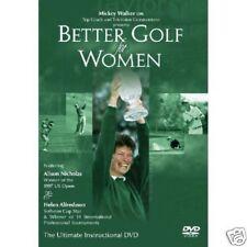 BETTER GOLF FOR WOMEN  DVD - FREE POST IN UK