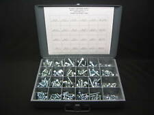 Metric Flange Bolt Assortment M6, M8, M10, M12 With Nuts Grade 10.9