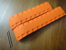 Tissot T-TOUCH ORANGE SEA-TOUCH 22mm Rubber silicon Band strap bracelet T026 420