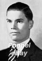 GEORGE LINCOLN ROCKWELL Senior Year High School Yearbook SCARCE SUPERB CONDITION