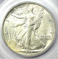 1917-S Walking Liberty Half Dollar 50C Coin (Reverse) - Certified PCGS AU55