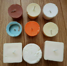 joblot of scented voitive candles bundle lot