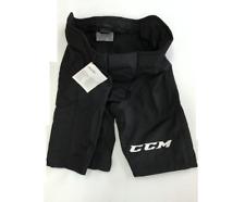 New CCM PP90C Ice Hockey Pro Return AHL Pant Shell Sr M Black Chicago Wolves