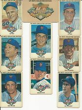 1994 GTS '69 Amazing Mets prepaid phonecards, complete set, not used. 32 cards