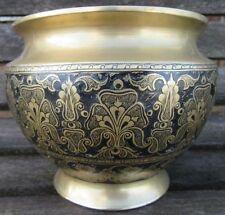 Copper Vase Indian Antiques