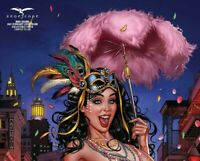 Grimm Fairy Tales Darkwatchers #1 1/100 Mike Krome Livestream Carnival Exclusive