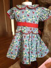 American Girl Doll Emily's Dress New