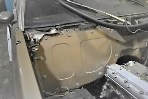 G Body A/C Heater box Firewall delete panel cover 1978-1987 grand national regal