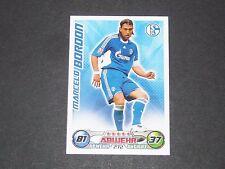 BORDON SCHALKE 04 TOPPS MATCH ATTAX PANINI FOOTBALL BUNDESLIGA 2009-2010